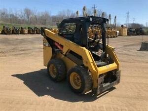 2015 Caterpillar 232d Skid Steer Wheel Loader Tire Machine Cat 232 232d
