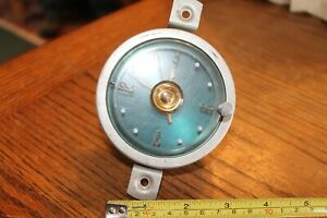 1956 Packard Clipper Dashboard Clock Nice One Year Only Part