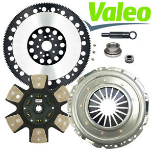 Valeo Stage 4 Clutch Kit And Modular Flywheel For 99 04 Ford Mustang 4 6l 281ci