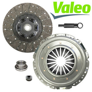 Valeo max Stage 1 Clutch Kit For 2001 2004 Ford Mustang Gt 10 Spline 11 Fms