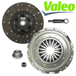 Valeo King Cobra Stage 2 Disc 11 Clutch Kit 99 04 Ford Mustang Gt Cobra Svt 4 6