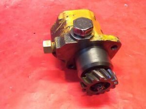Allis Chalmers D14 D15 I 600 Tractor Power Steering Pump