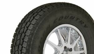 4 New Lt285 75r18 Toyo Open Country A T Ii 126 123r 10e Bw Tires