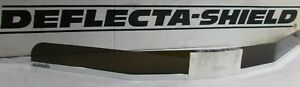 Bug Deflector Shield Vintage Style Smoke For Pontiac Grand Am 1997 1998