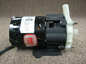Teel 1p676 Magnet Drive Pump Same As March Pump Mdx 1 2 115vac Made In Usa