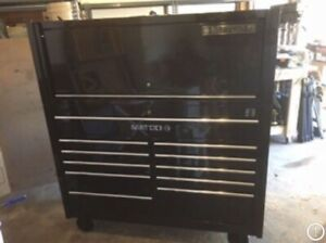 Matco Series 4 Toolbox With Upper Hutch