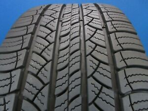 Used Michelin Latitude Tour 275 55 18 10 11 32 High Tread No Patch 1027d