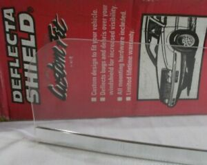 Bug Deflector Shield Vintage Style Clear For Mercury Villager Nissan Quest