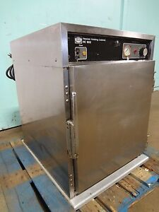 henny Penny Heavy Duty Commercial S s Electric Heated Warmer Holding Cabinet