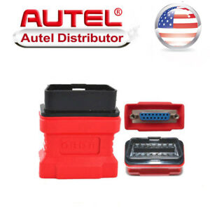 100 Original Autel Ds708 Obdii 16 Pin Adaptor For Autel Maxidas Ds708 Scanner