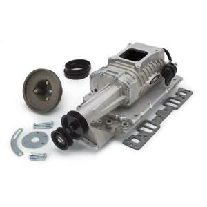 Edelbrock 1552 E Force 122 Chevy Supercharger Kit 1996 Later Sbc