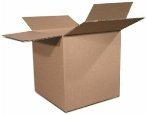 Kraft Corrugated Cardboard Shipping moving Box Pick Your Own 4x4x3 18x18x18