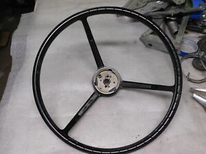 1962 Ford Nos Steering Wheel