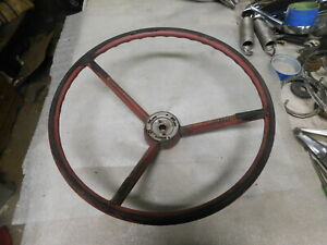 1961 1967 Ford Pickup Steering Wheel