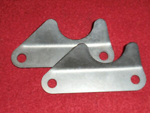 Two Maytag Model 82 Single Cylinder Hit Miss Gas Engine Timing Placement Tab