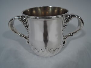 Bigelow Kennard Trophy Cup Antique Urn American Sterling Silver