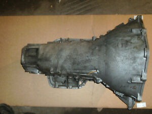 Th400 Thm400 Transmission Empty Case 4x4 Turbo 6 Bolt Dust Pan Used Heavy Duty