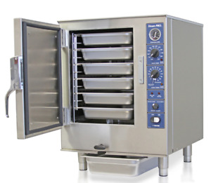 6 Pan Commercial Convection Steamer Compare And Save