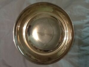 Gorham Silver Co Original 8 Footed Bowl Yc780