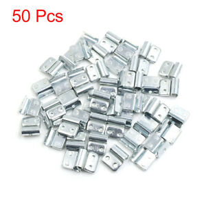 10g Clip On Wheel Balance Weights For Motorcycle Car 19 X 20 5mm 50pcs