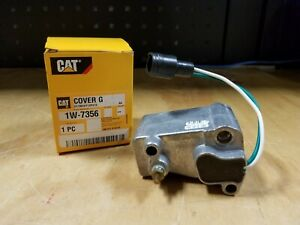 Genuine Caterpillar Cat 3208 Fuel Injector Pump Top Cover 1w 7356 New
