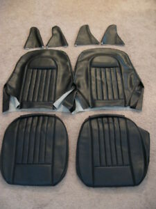 Austin Healey 3000 Ambla Seats 1963 68 New Un used Left Right Hand Sides