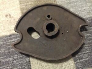 Po1405 A New Original Clutch Plate For A Mccormick deering No 2 No 8 Plows