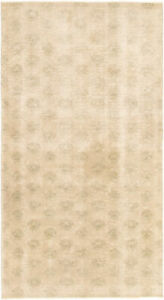 Hand Knotted Turkish Carpet 3 8 X 6 8 Melis Vintage Traditional Wool Rug