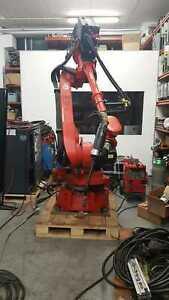 Robot Comau Smart 5 Nm Arc With Fronius Tps4000