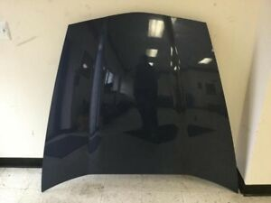 05 13 Corvette C6 Hood Assembly Supersonic Blue Metallic
