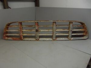 1955 Chevrolet 3100 Truck Grille 1956 Chevy