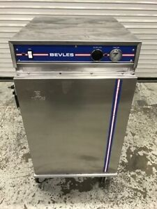 Insulated Half Height Heated Warming Cabinet Bevles 9492 Commercial Warmer Nsf