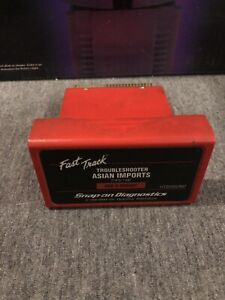 Snap On Mt2500 Scanner 1997 Asian Troubleshooter Cartridge Mt25002497