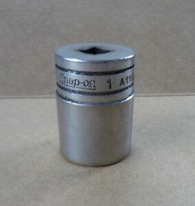 Snap On Socket A118 3 8 Drive 1 Oil Pressure Sending Specialty Socket Usa