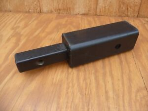 Tow Receiver Tube Reducer 2 To 1 1 4
