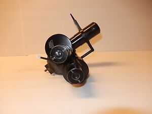 Vintage Gambs Microscope Head Of France No 461