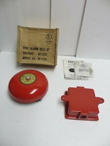 Nos Hong Chang Hc 1120 Fire Alarm Bell