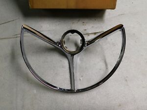 1960 Mercury Horn Ring Nos