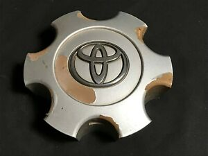 Toyota Tundra Sequoia Oem Center Cap Light Silver 42603 420nm 01 2003 2007