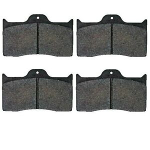 Wilwood 15e 6096k Poly E Double Quick Change Brake Pads Set 4