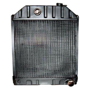 C7nn8005h Radiator For Ford New Holland Tractor 2000 2910 3000 4000 230a 234 334
