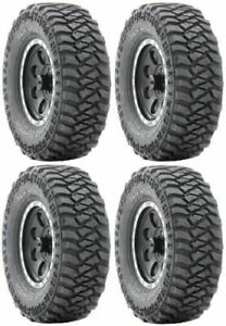 Mickey Thompson Baja Mtzp3 35x12 50r15lt 2 535 Lb Max Load 4 Tires 90000024260
