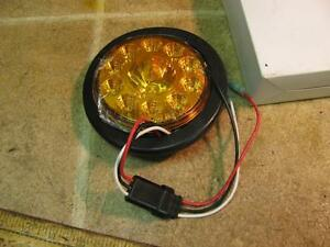 Soundoff Ecvr42ty Ld R4 Series Rear Yellow Turn Led Light 4