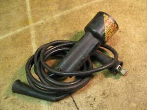 Vintage Blue Point Timing Light Sold By Snap On