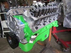 Ford 347 400 Hp Stroker Engine Motor With Edelbrock Heads