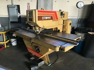 Strippit Super 30 30 Single Station Punch Press Fabricator 30 Ton