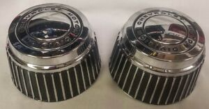 Corvette C3 Nos Gm Rally Wheel Center Hub Cap Ornaments Only 2