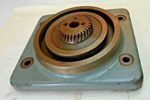 Mounting Plate For Bridgeport J Head Series One From Duplicating Mill