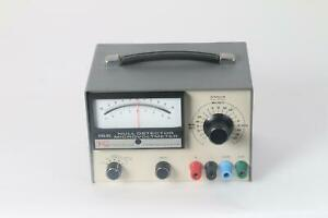 Keithley Instruments 155 Null Detector Microvoltmeter