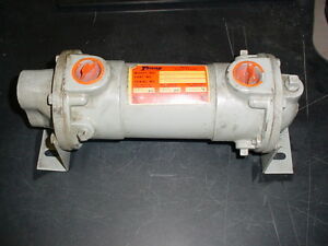 New Young F 301 ey 2p Heat Exchanger 307694 150 Psi
